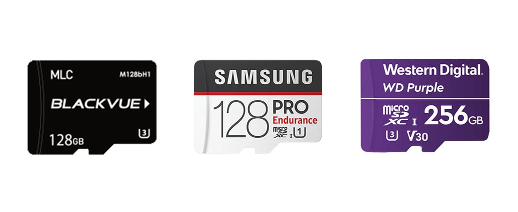 Best SD Cards for your Dash Cam | BlackVue and Samsung SD