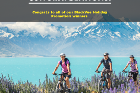 BlackVue Holiday Winners Announced!